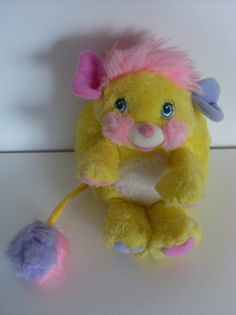 ... 80s and 90s kids! It's a Poppel (sp) my god mom got me a blue one! I remember being so excited!