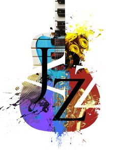 Póster #musical - JG instead of jz…
