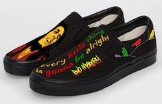 Bring the Main characters with you through out the day Painted Hats, Hand Painted, Bob Shoes, Robert Nesta, Nesta Marley, Cute Swag Outfits, Shoe Art, African Prints, Crazy Shoes