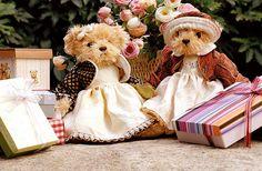 Aristocracy teddy bear