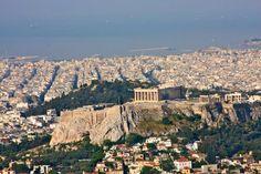 (L'Acropole, Athènes, Grèce) Top 30 des lieux à voir en Europe avant de mourir…