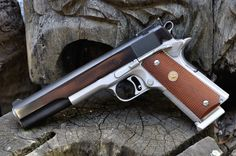"A.D. Swenson 1911 Custom 6"" Weapons Guns, Guns And Ammo, Custom 1911, Colt 1911, Ak 47, Revolvers, Pew Pew, 2nd Amendment, Bullets"