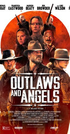 Directed by JT Mollner.  With Chad Michael Murray, Francesca Eastwood, Teri Polo, Luke Wilson. When outlaws on the lam invade the home of an unsuspecting, seemingly innocent, frontier family to hide out for the night, an unexpected game of cat and mouse ensues, leading to seduction, role reversal, and ultimately, bloody revenge.
