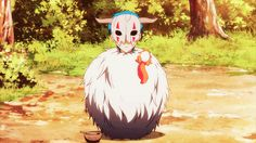 """Yona of the Dawn, How about """"Furball Monster""""?"""