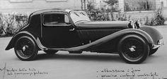 Alfa Romeo 8C 2300 Coupé Spider (1932)