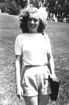 Marilyn photographiée par Ed BAIRD (part 2).
