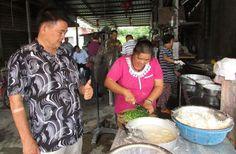 【独家】家常小吃变人气美食古楼西亚煎1天卖2千个-e南洋商报Nanyang Siang Pau   e手快讯