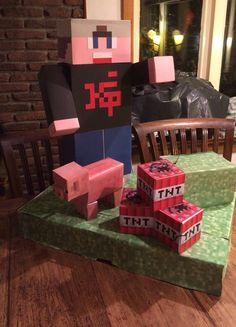 Enzo Knol Minecraft surprise