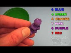 Learn Colours with Animal Erasers! Fun Learning Contest!