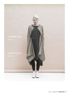 LYRA dess LOTUS coat D.A.U. collection   http://nenukko.com/shop/
