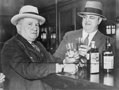 Izzy Einstein and Moe Smith