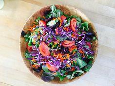 Taco Salad - tasty and hearty