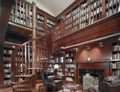 30 Classic Home Library Design Ideas (5)