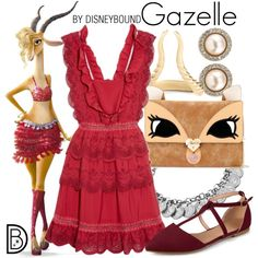 Disney Bound - Gazelle                                                                                                                                                                                 More