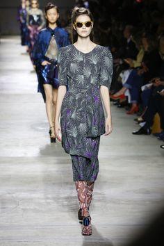 Dries Van Noten | Spring 2016 Business of Fashion
