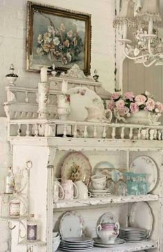 Romantic Shabby & Chic/Facebook