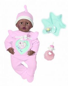 Royal baby special: win one of 10 Baby Annabell® dolls! Baby Annabell, Baby Language, Stages Of Baby Development, Zapf Creation, Black Baby Dolls, African Dolls, Baby Doll Accessories, Newborn Baby Care, Unique Baby Names
