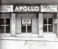 """I Was There"" - The Apollo Musical, a Music in Glasgow, United Kingdom on Crowdfunder Glasgow Architecture, Paisley Scotland, Apollo Theater, Bon Scott, Glasgow City, Cinema Theatre, High Road, Glasgow Scotland, Le Moulin"