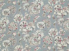 Fabric | ROMO | Sarandi 7537/01 Jasper Cotton-Linen Blend