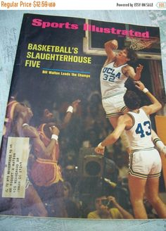 Fall Clearance Sports Illustrated Magazine April 3 1972 by Booth58