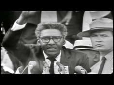 """""""Brother Outsider"""" film and book about Baynard Rustin"""