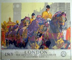 London - The Opening of Parliament - Our collection - National Railway Museum