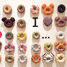 相片:Happy National Doughnut Week! #tgif #doughnut #happy #yum #yesplease RG from @intermixonline