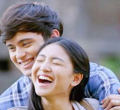 Clark and Leah (ctto) Movie Talk, James Reid, Friends Day, Nadine Lustre, Jadine, Partners In Crime, Sweet Couple, Hopeless Romantic, Couple Goals