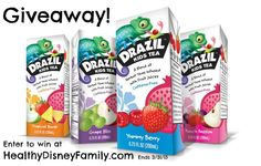 We both really enjoyed all four flavors of Drazil Kids Tea. I'm placing an order on Amazon.com to purchase a variety pack for us. His favorite flavor was