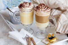 Coffee Latte Art, Sweet Cooking, Beverages, Drinks, Panna Cotta, Food And Drink, Pudding, Smoothie, Healthy Recipes