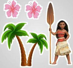 Aloha Party, Moana Birthday Party, Safari Birthday Party, Moana Party, Baby First Birthday, Princess Birthday, Birthday Parties, Moana Crafts, Moana Theme