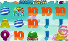 Candy Cash - http://www.automaty-ruleta-zdarma.com/vyherni-automat-candy-cash-online-zdarma/