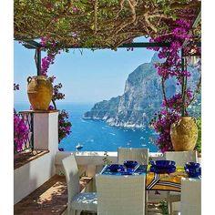 Hotel Villa Mariuccia in Capri, Italy