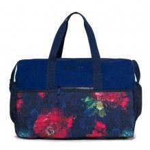 Desigual tmavě modrá sportovní taška Yoga Gym bag NGarden - 1899 Kč Sport, Bags, Fashion, Handbags, Moda, Deporte, Fashion Styles, Sports, Fashion Illustrations