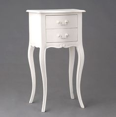 Refurbished Furniture, Upholstered Furniture, Modern Furniture, Muebles Shabby Chic, Bedside Table Design, Side Table With Drawer, Old Cabinets, Beautiful Bedrooms, Victorian Homes