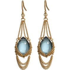 love these anthony nak drop earrings!