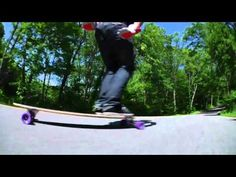 Vetiver's Swimming Song on a longboarding video, summer :)