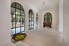Calvin Klein's Miami Beach Home for Sale at 4452 N. Bay Road, Miami Beach, FL 33140. Designed by Axel Vervoordt.