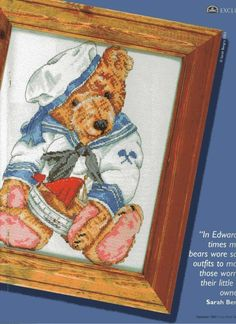 Gallery.ru / Photo # 28 - Cross Stitch Collection 095 September 2003 - tymannost