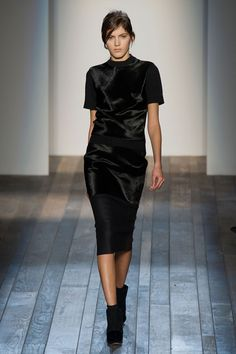 Victoria Beckham Fall 2013 - New York Fashion Week