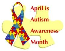 """autism awareness month. Great Flyer for peers called """"Growing up together"""". I love the way it describes Autism!"""