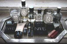 makeup organizing