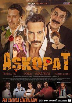 Aşkopat (Yerli Film) full film indir