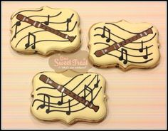Musical Cookies - Recorder