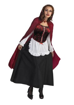 Red Riding Hood Costume - Little Red Riding Hood Costumes