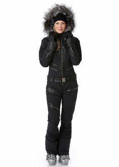 Women's Spyder Eternity Suit from WinterWomen.com #Winter #Fashion #Women