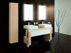 Ideas y Tendencias para baños modernos www.espaciohogar.com