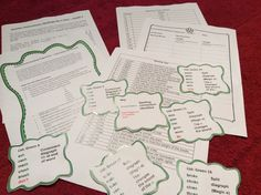 Spelling activities and lists for Grade 1. Whole year's work. Tips for parents to help at home.