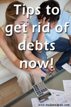 Start doing these tips now and be on the way to freeing yourself from debts http://madamedeals.com/?p=483769 #inspireothers #frugal Debt, Debt Payoff #Debt