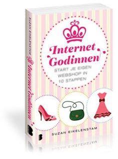Inspirerend en informatief boek voor als je een webshop wilt beginnen.